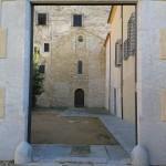 porta monestir